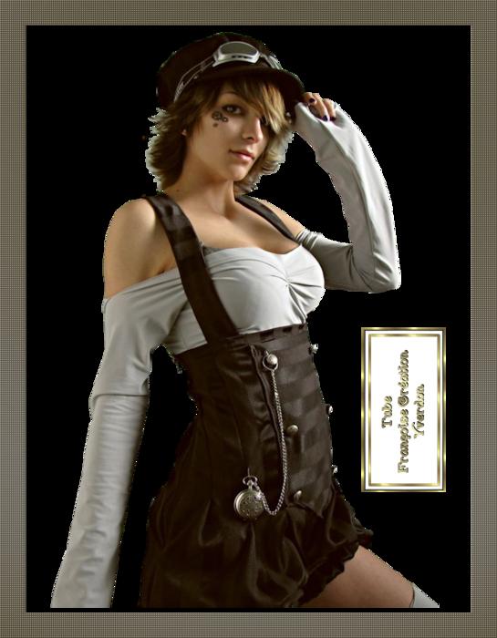 Femmes Steampunck (26 à 35)