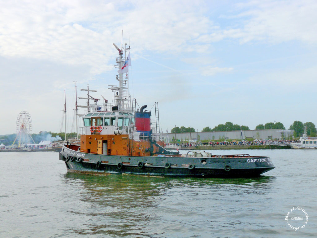 L'Armada des voiliers et des Hommes - ROUEN - 2013