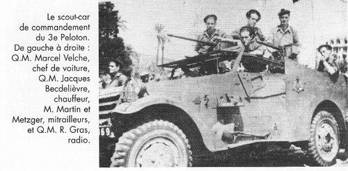 * Etape n° 34 - 1-7 janvier 1945 : Début de la Campagne d'Alsace  - Les Bataillons de Marche et les Fusiliers Marins dans la Défense de Strasbourg