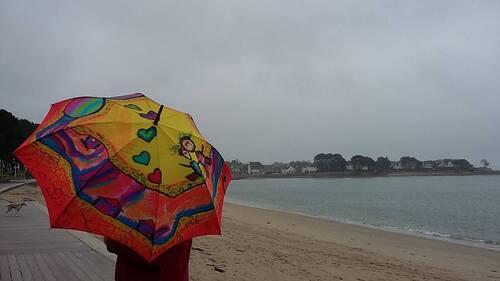 Promenons-nous, sous le soleil et la pluie...