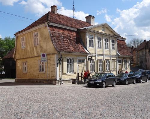 Kuldigas en Lettonie (photos)