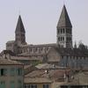 Les clochers de Tournus