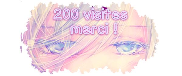 200 visiteurs.......?????!!!