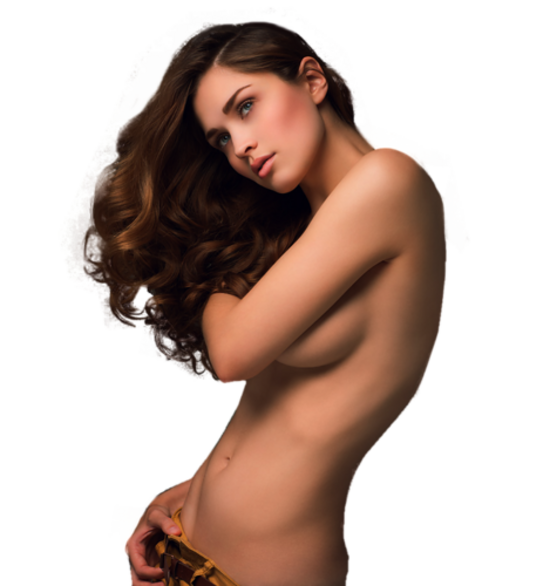 Femme nue  ou légèrement vétue / 4