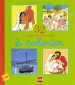 Coloriages et éducation biblique (ouvrages français)