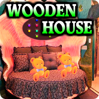 AvmGames Escape Wooden House