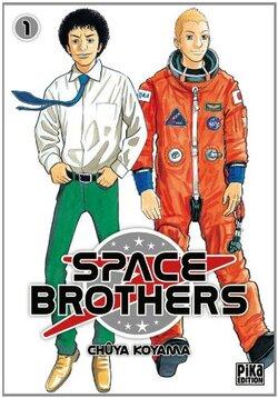 Space brothers T.1 de Chûya Koyama