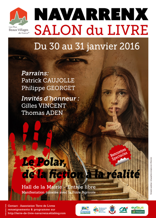 Edition 2016, Salon du livre de Navarrenx