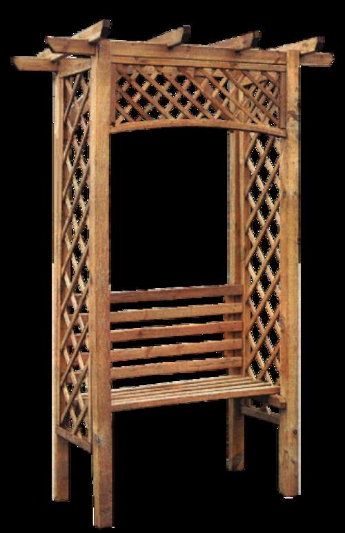 Bancs chaises de jardin  etc