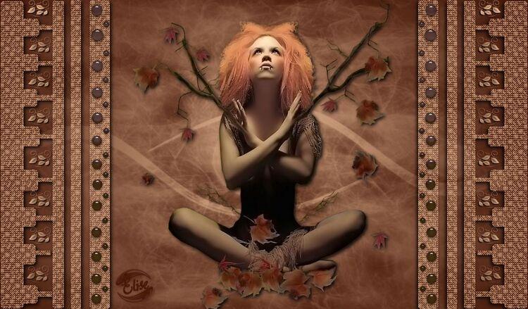 Autumn   de Création Sylvie