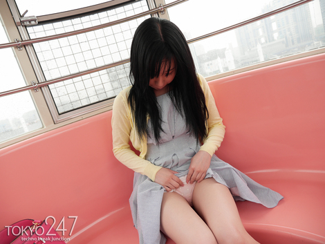 WEB Gravure : ( [TOKYO247 MEMBERS] - | 2014 No.504 | Arisa Yoshii/吉井ありさ )