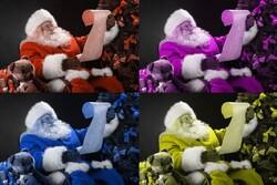 Noël arty !