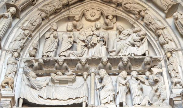 Chartres avec Loredana