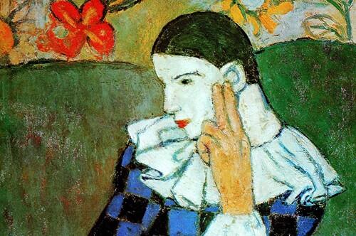 Picasso 7 / 1901 : début de la période bleue (1)
