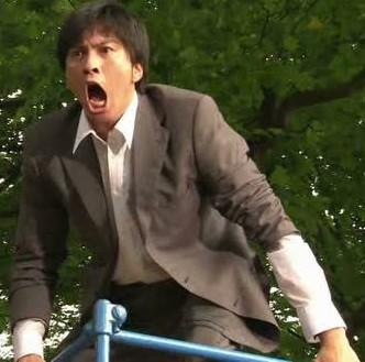 Tomoya Nagase dans Unubore Deka