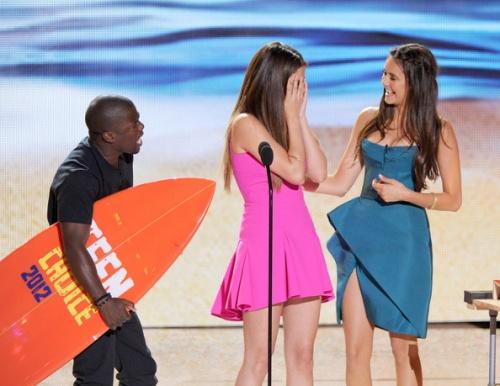 Selena Gomez au Teen Choice Awards 2012