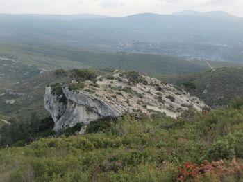 La Roche Redonne, face est