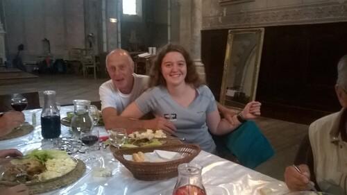 Alain et Alice....
