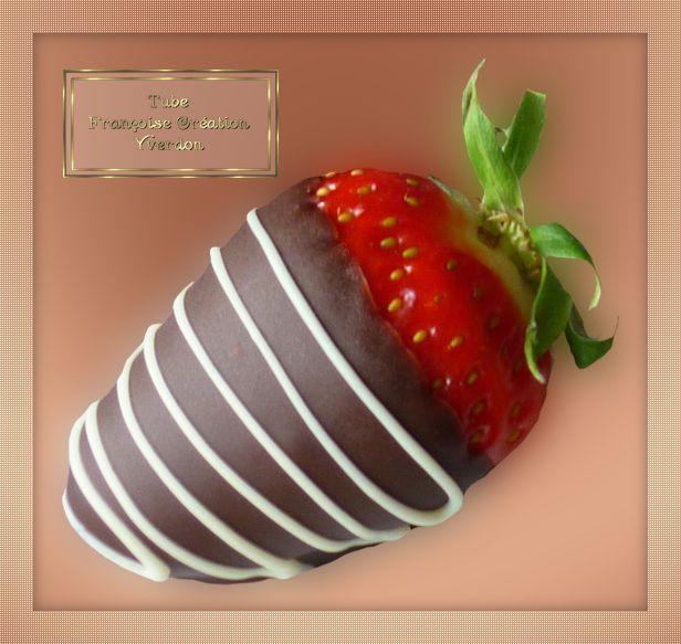 Gourmandises en chocolat (01 à 22)