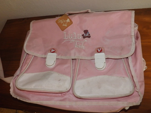 Cartable Lulu Kids