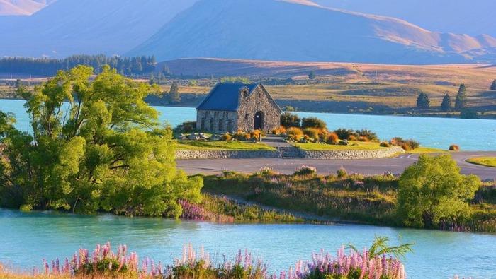 10 plus beaux lacs du monde