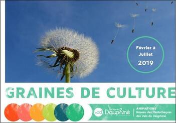 Découvrez la programmation culturelle des médiathèques des Vals du Dauphiné