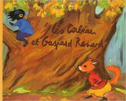 Littérature CE1: Léo corbeau et Gaspard Renard