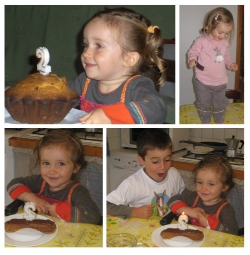 Happy Birthday petite poupée!