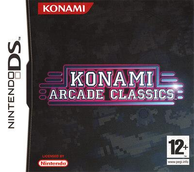 Konami Classics Series - Arcade Hits (EU)(M5)
