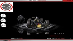Lotus 77 - Ford Cosworth DFV V8 3.0