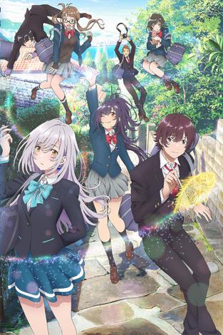 Irozuku Sekai no Ashita kara • Anime