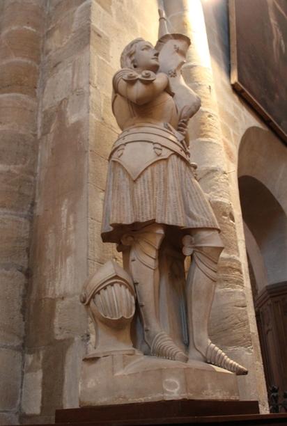Jeanne d'Arc St Sauveur Pigeac (3)