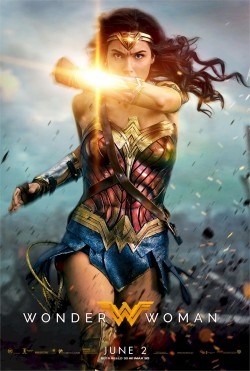 Couverture de Wonder Woman