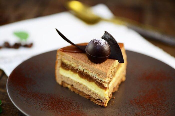 Gâteau chocolat passion