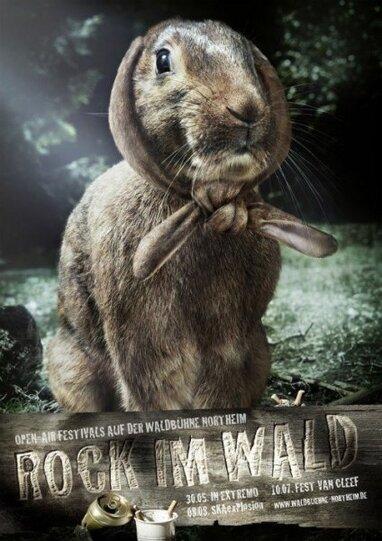 13 - Les lapins dans la pub