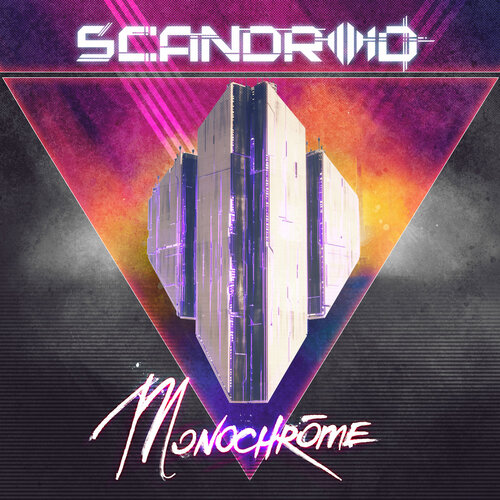 Scandroid - Monochrome (2017) [Synthwave, Electronic]