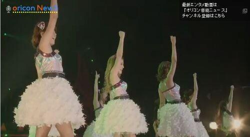 Screenshots - Oricon News - Les 10 ans des Berryz