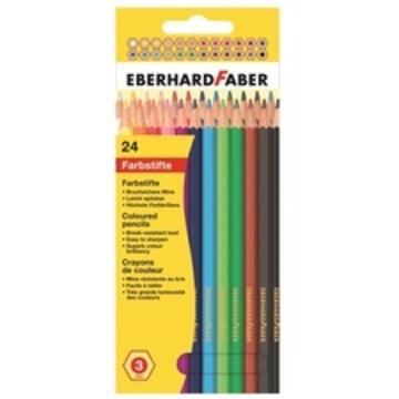 Crayons de couleurs (pochettes).