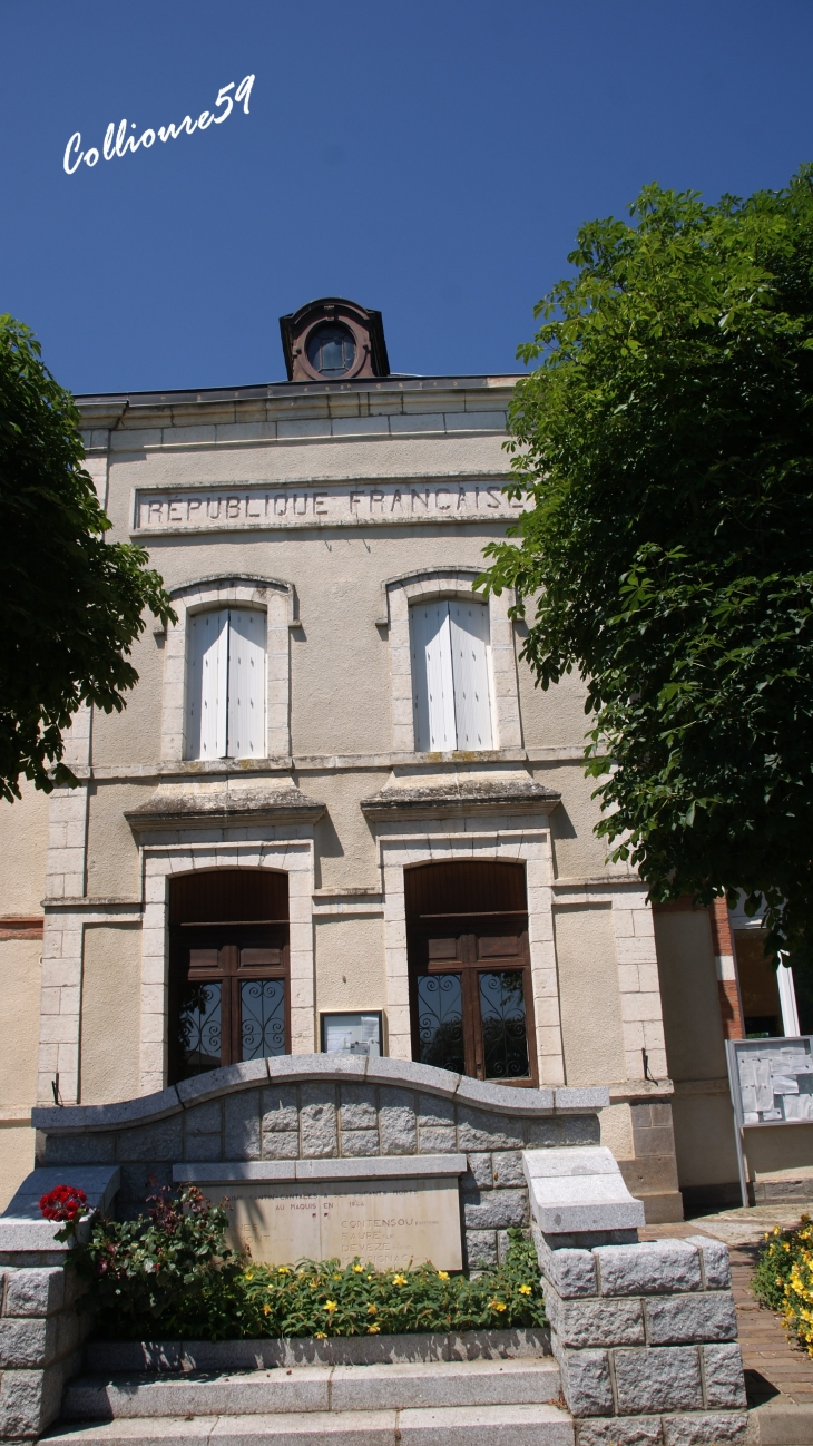 - Saint-Santin-Cantalès