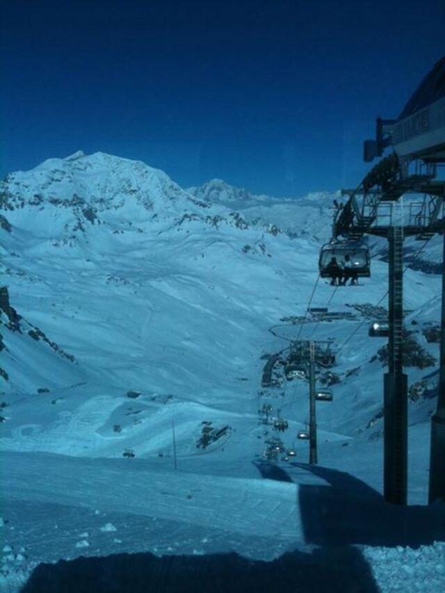 Tignes en Savoie