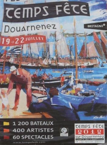 Temps-fêtes Douarnenez 2012