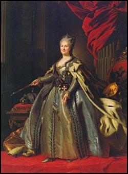 Costume de Cour impériale des femmes dans la Russie impériale