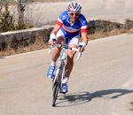 Dimitri et son maillot de champion de France 2009-2010