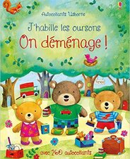 J'habille les oursons - On déménage!