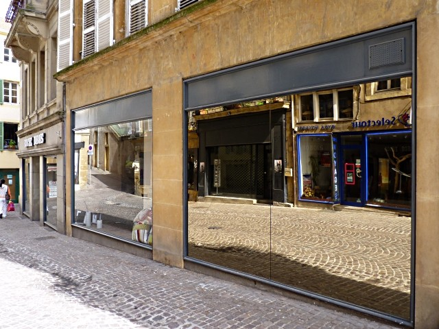 Roche Bobois rue de la Petite Boucherie Metz 3 Marc de Metz