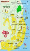 Plans Maps BALI