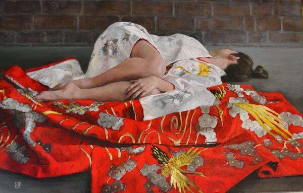 Le tableau du samedi - Stephanie Rew