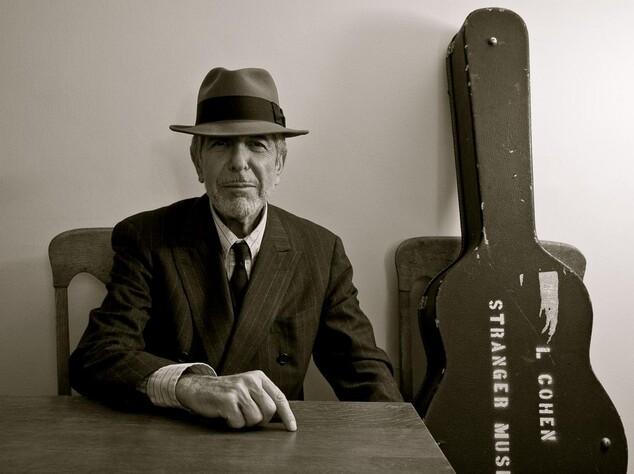Adieu Leonard Cohen