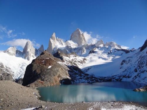 El Chalten et le glacier Perito Moreno...