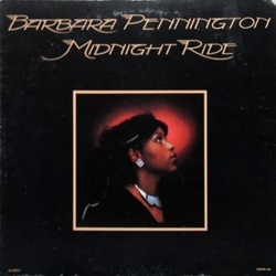 Barbara Pennington - Midnight Ride - Complete LP